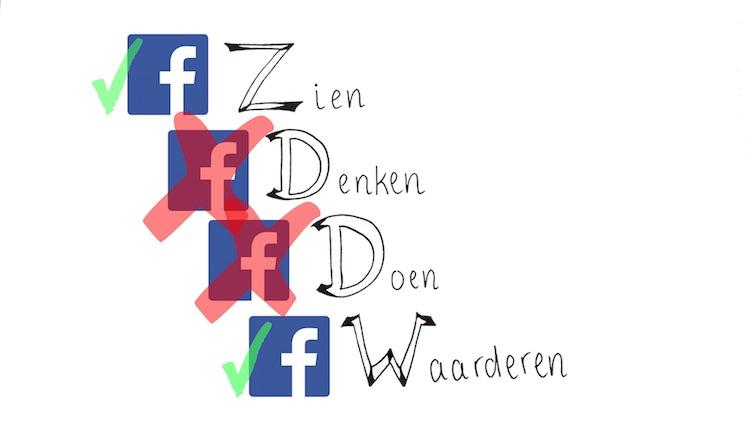 social media facebook bedrijf